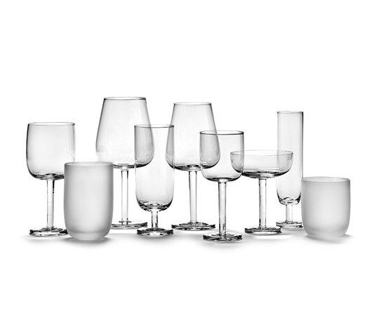 Serax Base Glassware By Piet Boon