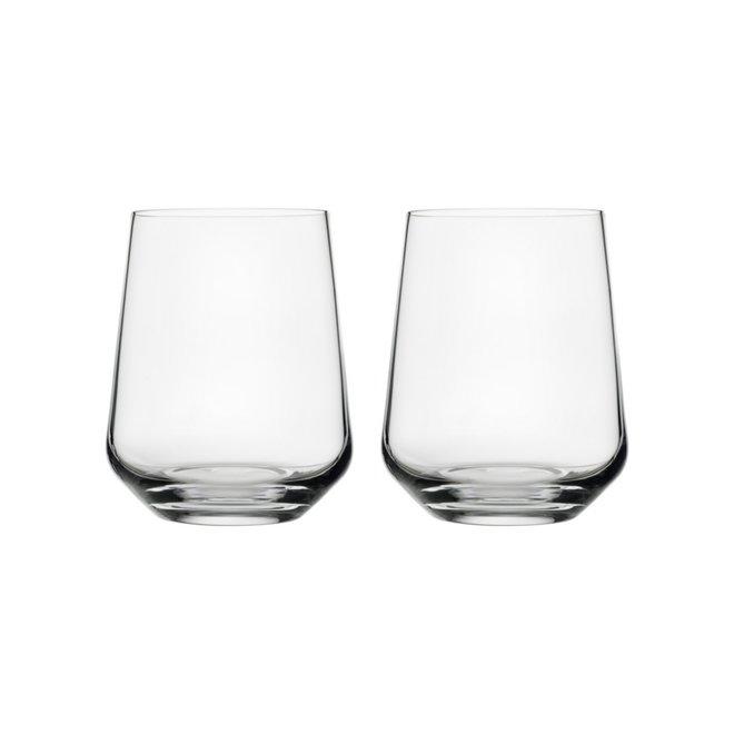 Essence Waterglas - 35 cl - Helder - 2 Stuks