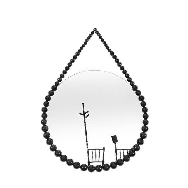 Sjoerd Vroonland - Bead Mirror