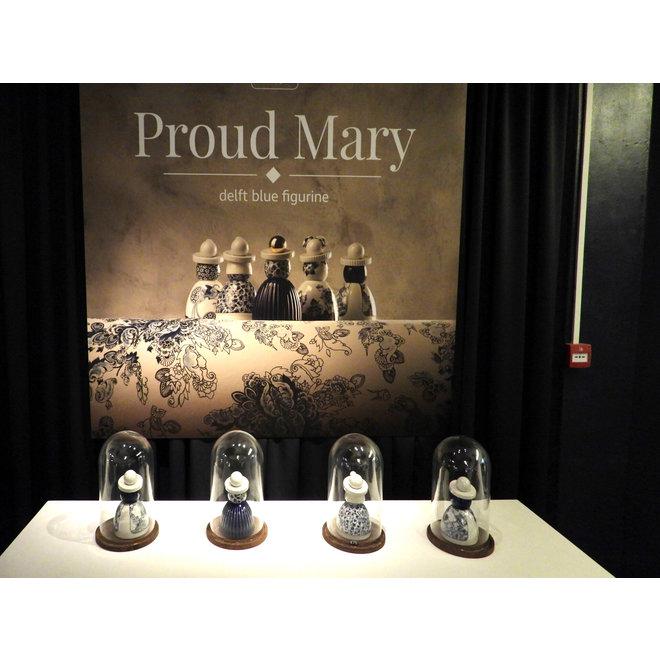 Glazen stolp Proud Mary