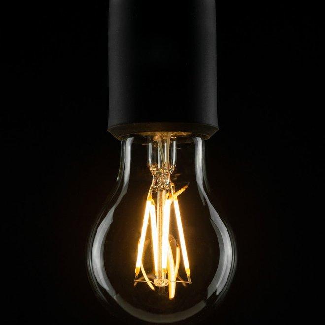 Vintage LED lamp e27 helder