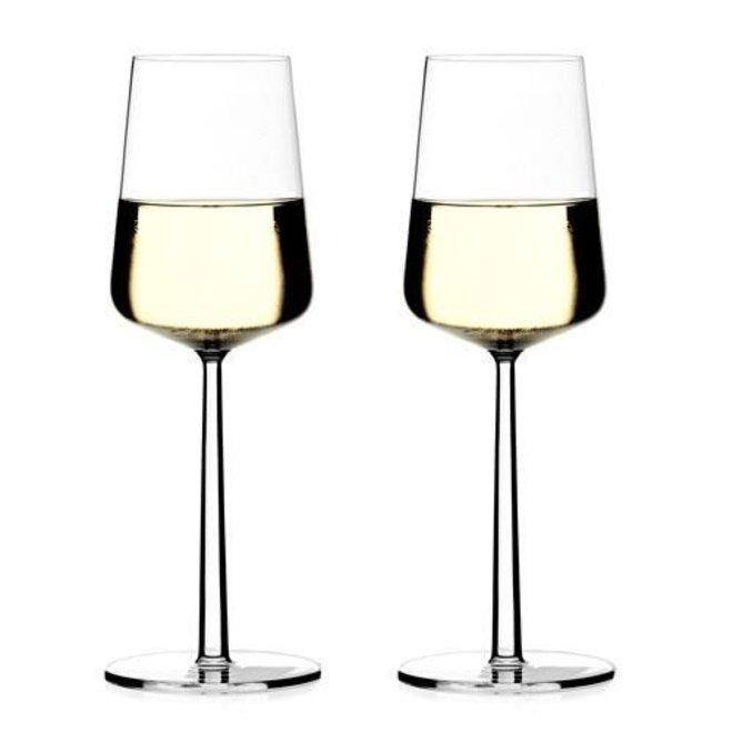 Essence Witte Wijnglas - 33 cl - Helder - 2 Stuks