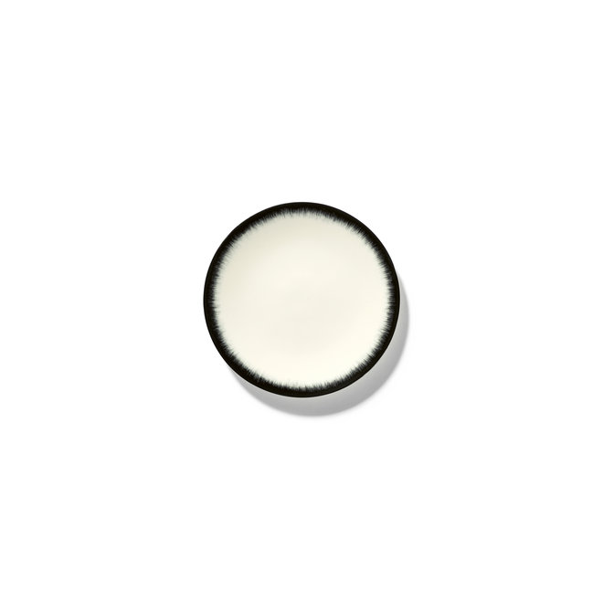 Bord Dé Off-White/Black Var 3