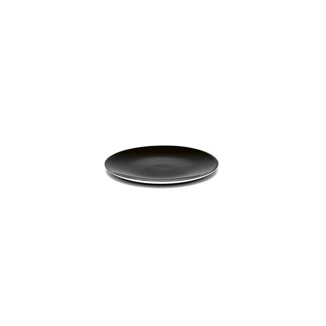 Plate Dé Black