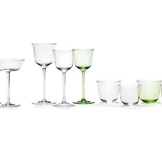 Serax Glassware By Ann Demeulemeester