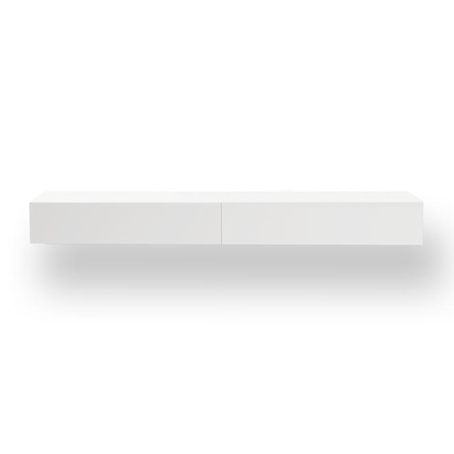 SOLO Lowboard Hangend Met 2 Kleppen L