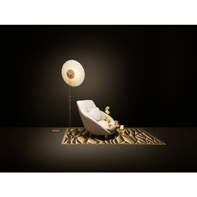 Filigree Vloerlamp