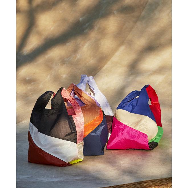 Six- colour bag M