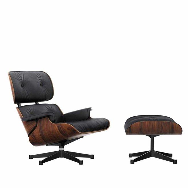 Lounge Chair & Ottoman Santos Palisander