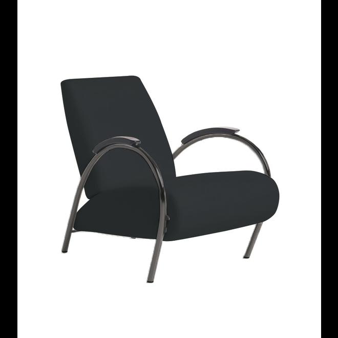 Fauteuil 5770 zwart frame
