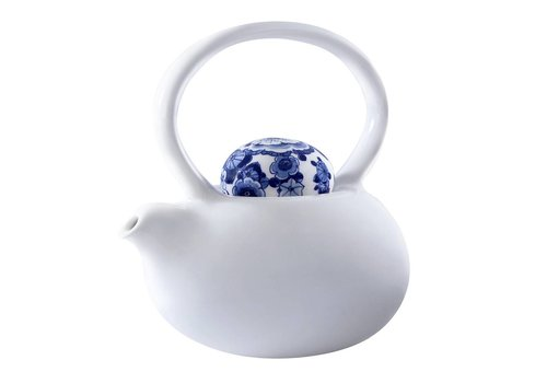 Royal Delft Belly Teapot