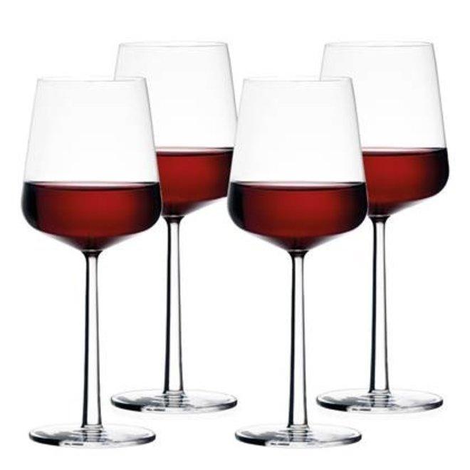 Essence Rode Wijnglas - 45 cl - 4 Stuks