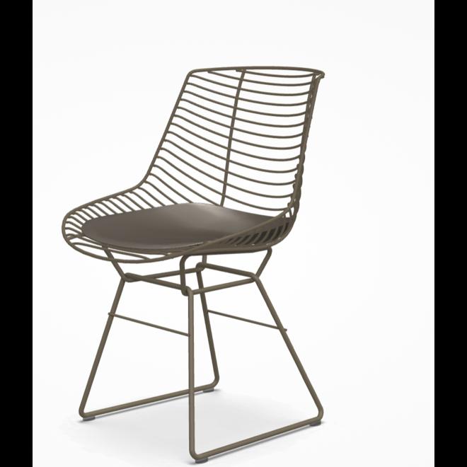 Flow Chair Filo Outdoor & Indoor
