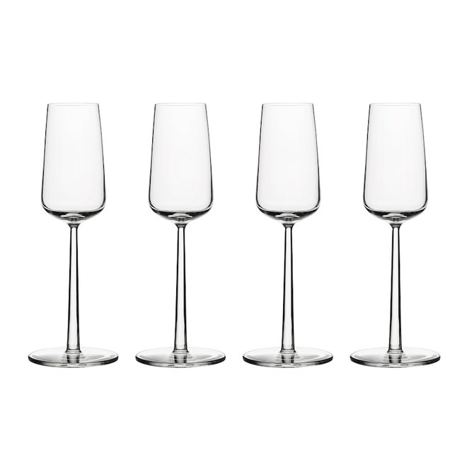 Essence Champagneglas - 21 cl - 4 Stuks