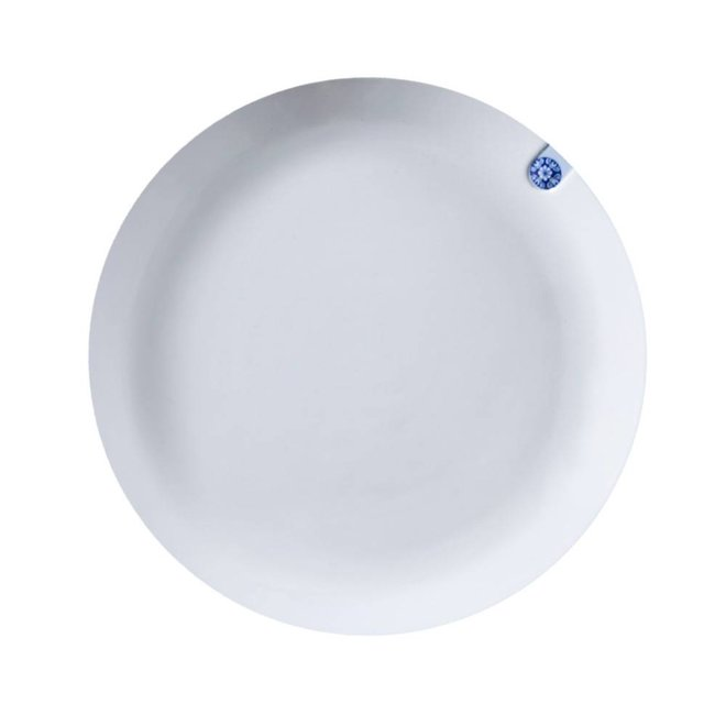 Touch of Blue plate 22cm