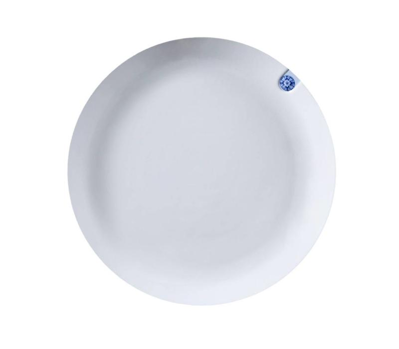 Touch of Blue plate L