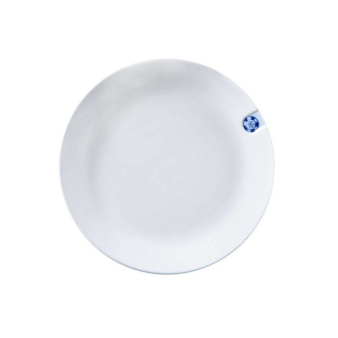 Touch of Blue plate 17cm