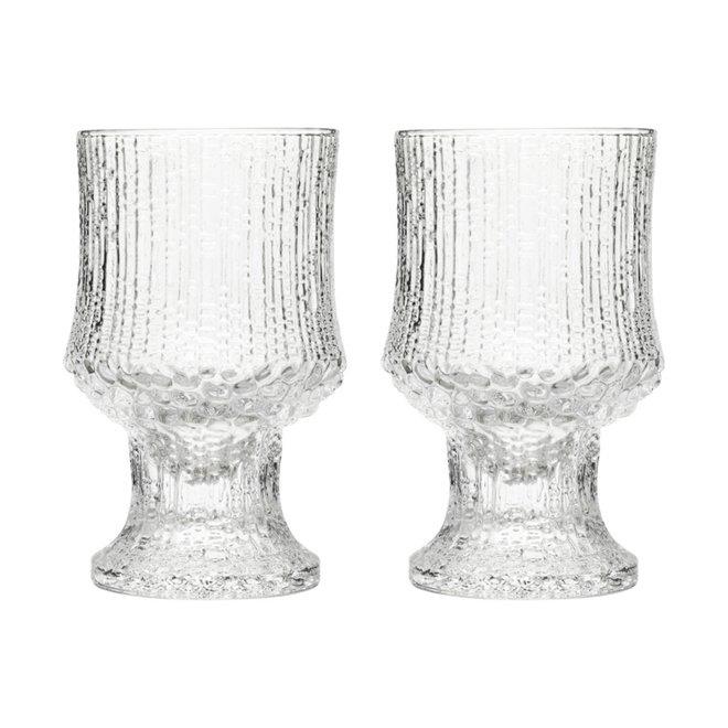 Ultima Thule - Rood wijnglas 23cl 2 stuks
