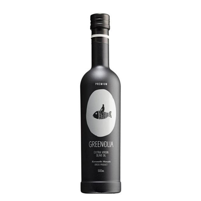 Premium extra vierge olijfolie 500ML Fles