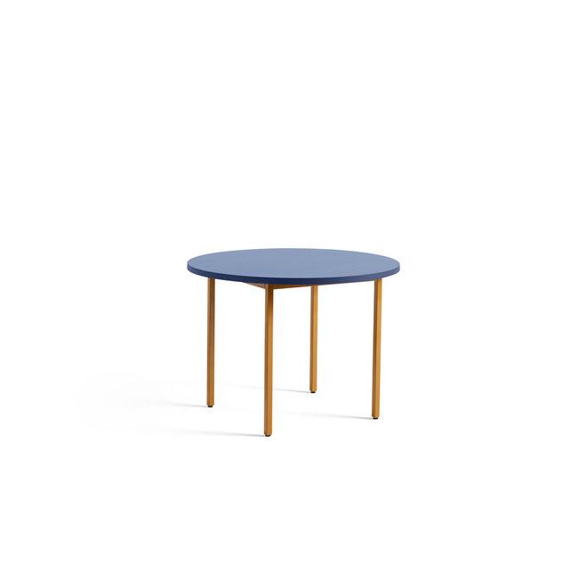 Two-Colour tafel Ø105cm