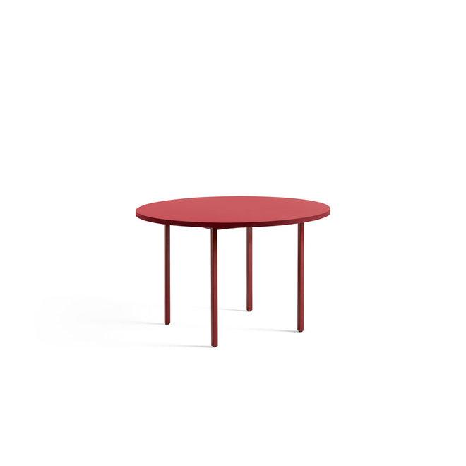 Two-Colour tafel Ø120cm