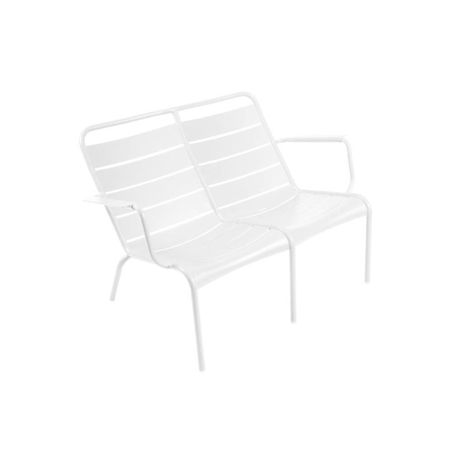 Low Armchair Duo Luxembourg