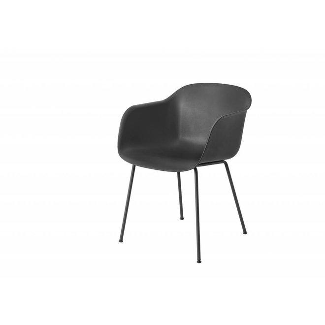 Fiber chair tube base