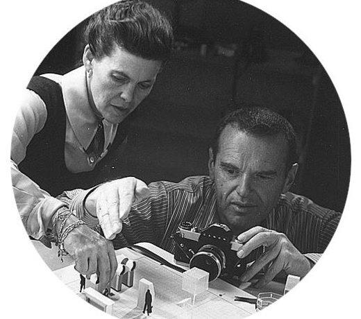 De iconen van Charles & Ray Eames
