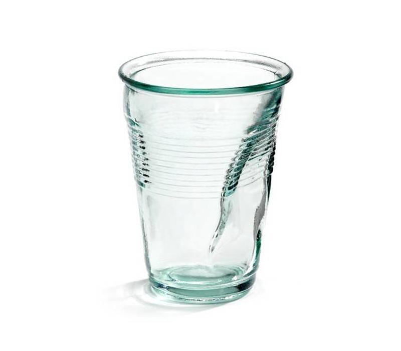 Crushed Cup XL Glass 2 stuks