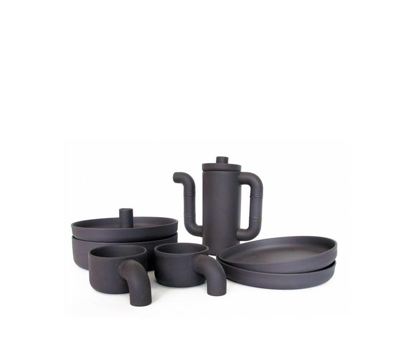 Black Gold koffieservies Set