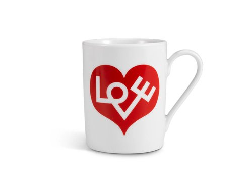 Vitra Coffee Mug Love Rood