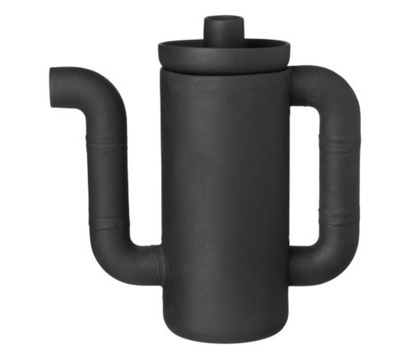 Black Gold koffiepot