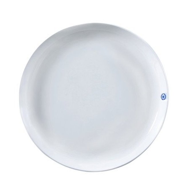 Touch of Blue Dinner plate