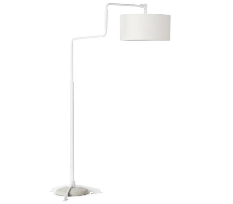 Swivel vloerlamp
