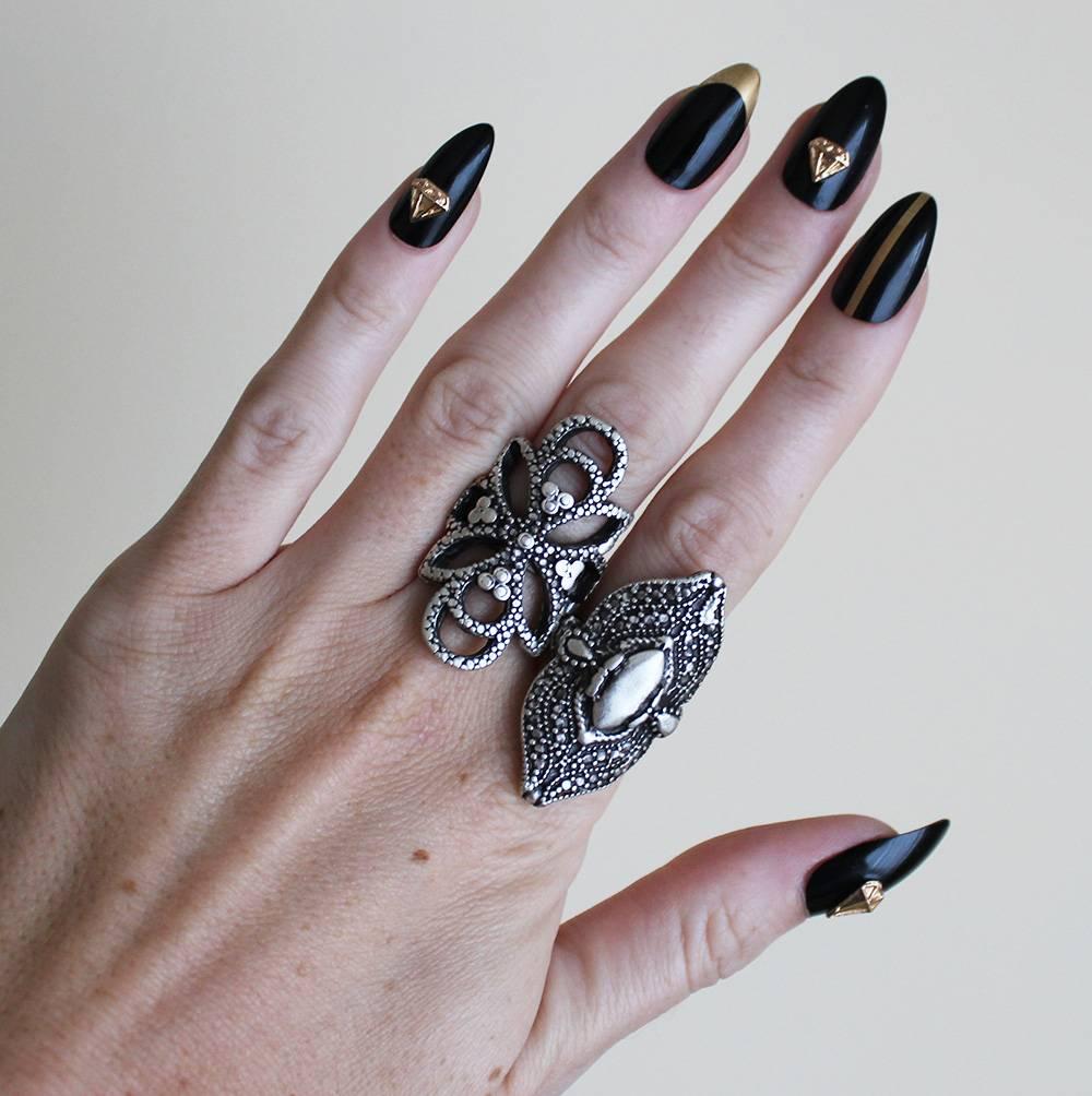 Lazurah Lazurah Harper Ring