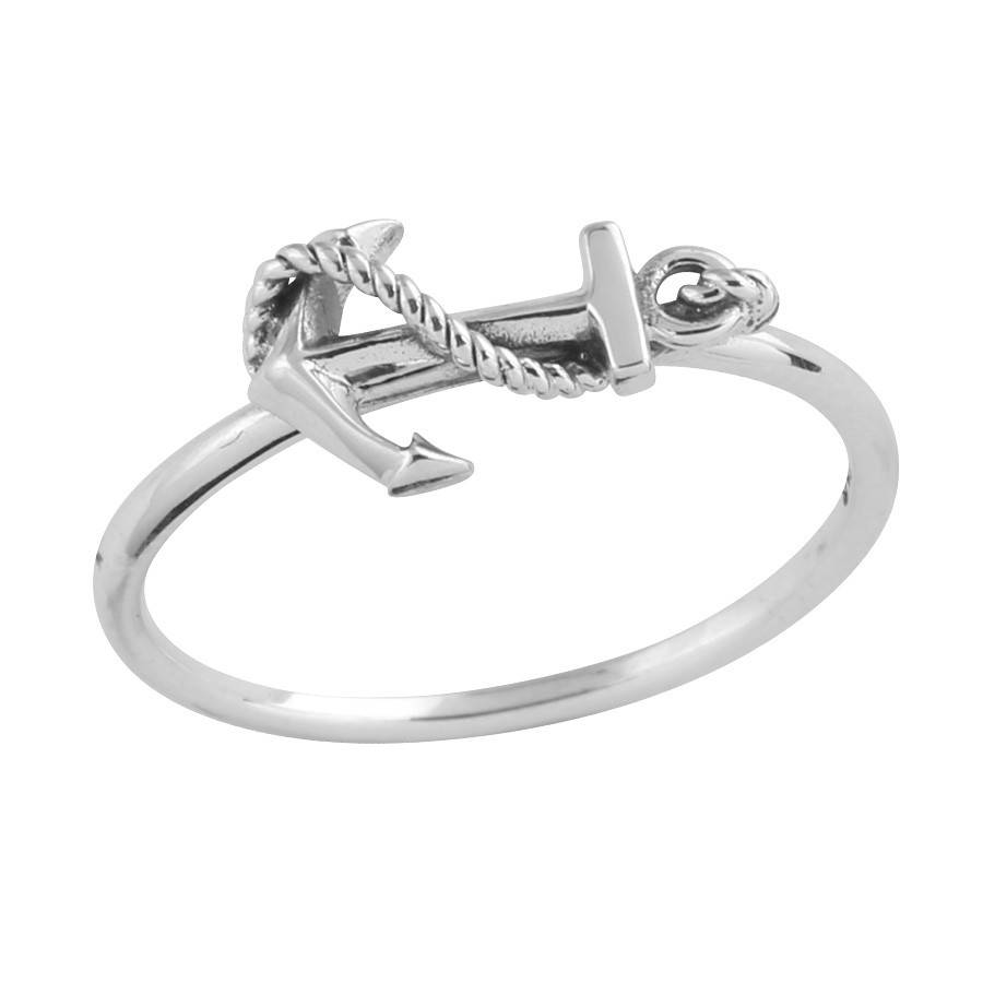 Midsummer Star Anker Ring