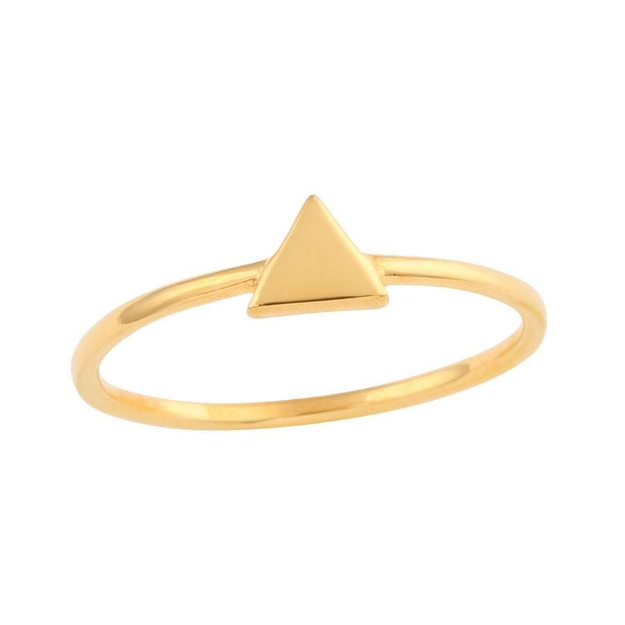 Midsummer Star Triangle filled Ring