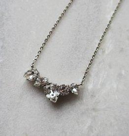 Melissa Kandiyoti Crystal Necklace