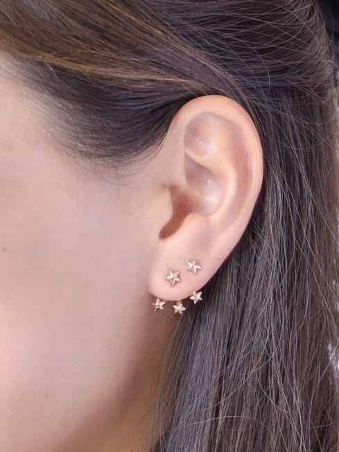 Lunai Ster earpin
