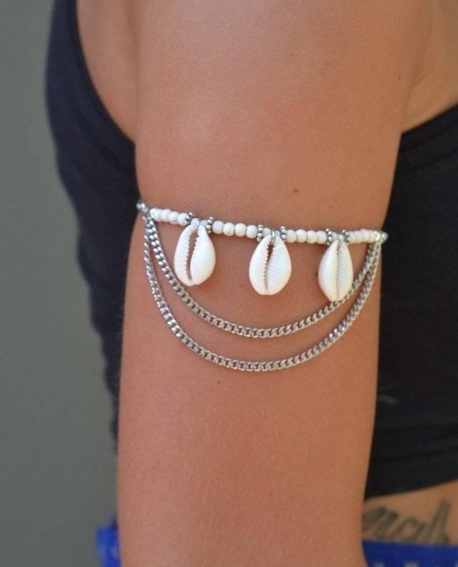 Grace Bijoux Talulah Arm Cuff