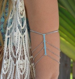 Grace Bijoux Piper Arm Cuff