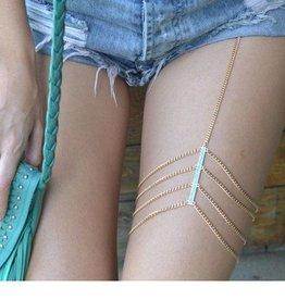 Grace Bijoux Piper Leg Chain