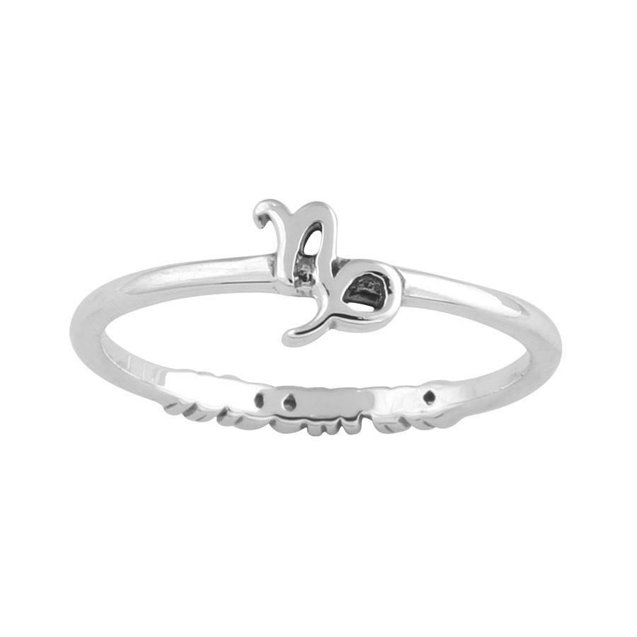 Midsummer Star Steenbok Ring