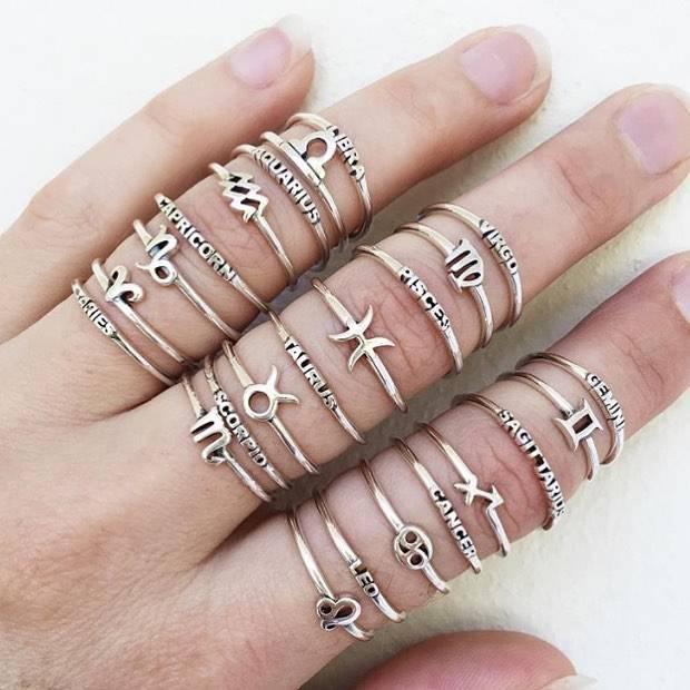 Midsummer Star Kreeft Ring