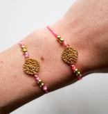 Boho Babes Rose armband