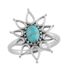 Midsummer Star Cosmic Light Ring