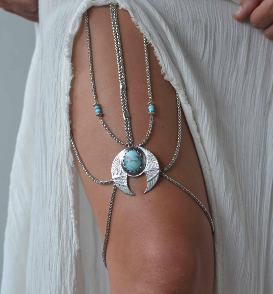 Grace Bijoux Cheyenne Leg Chain