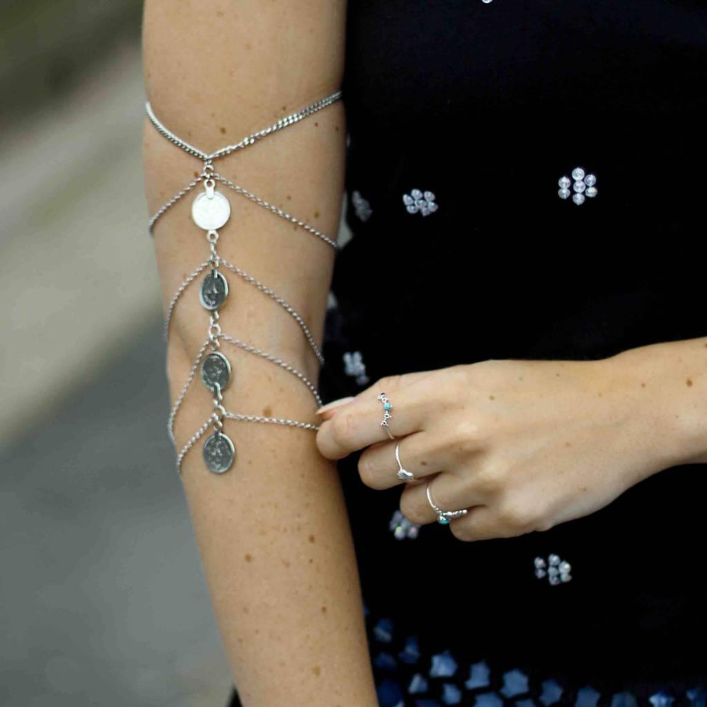 Grace Bijoux Tessa Arm Cuff