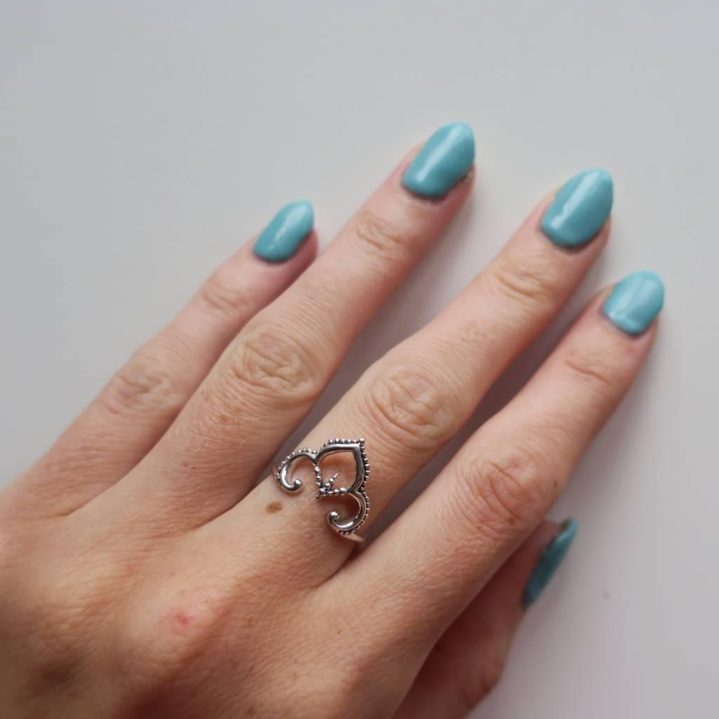 Midsummer Star Archway Ring