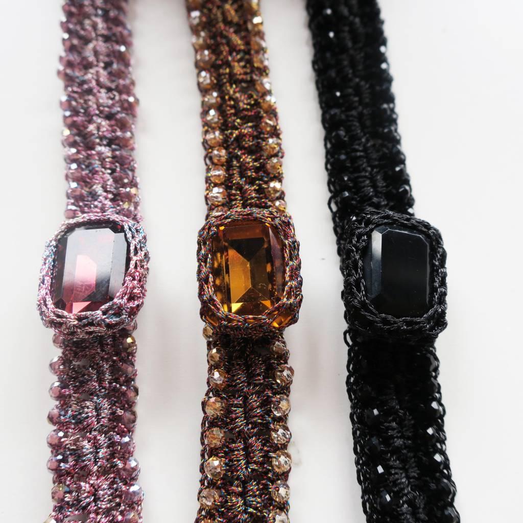 Boho Babes Crochet Choker